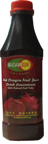 dragon fruit concentrate